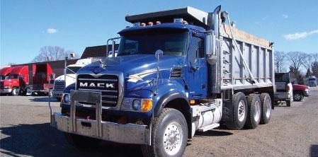 mack trucks for sale ameriquest. Black Bedroom Furniture Sets. Home Design Ideas